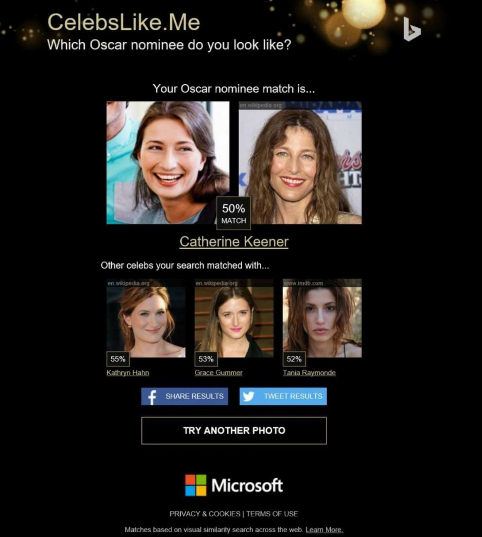 شما شبیه به کدام شخصیت مشهور هستید