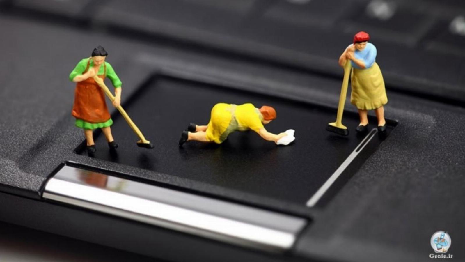 نکاتی برای تمیز کردن اصولی لپ تاپ