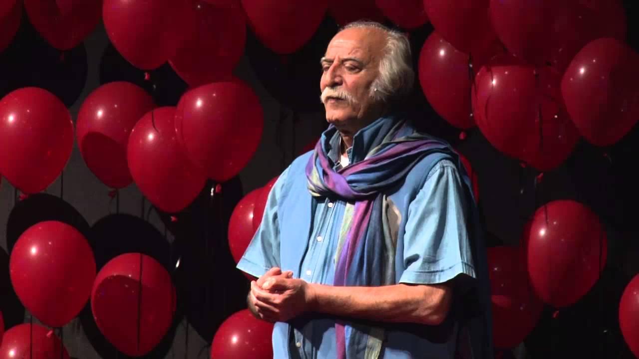 سخنرانی ماندگار محمدعلی اینالو در TEDx پس از پنجاه سال طبیعت گردی