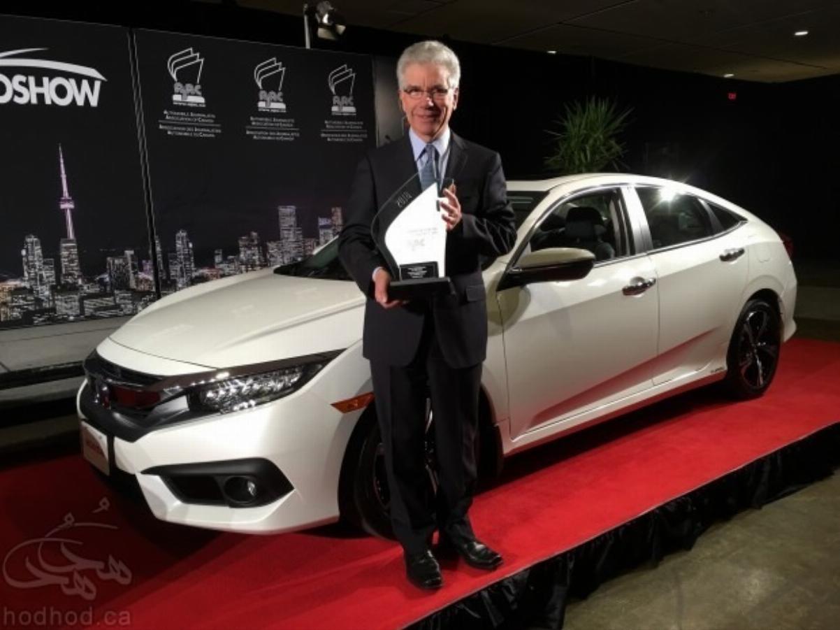 برندگان واقعی خودروهای 2016 در کانادا