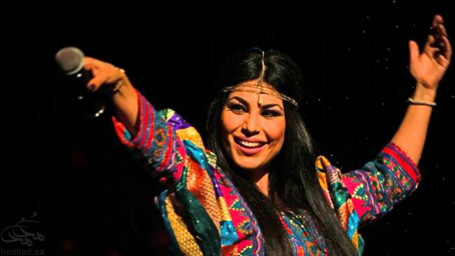 آریانا سعید، خواننده، آهنگساز و ترانه سرا