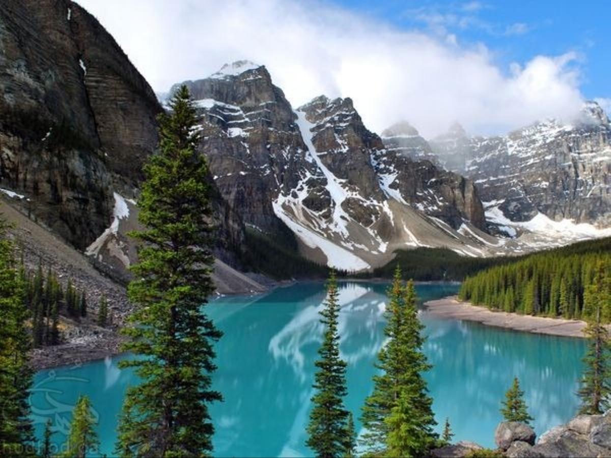 جاذبه های گردشگری کانادا: پارک ملی بنف