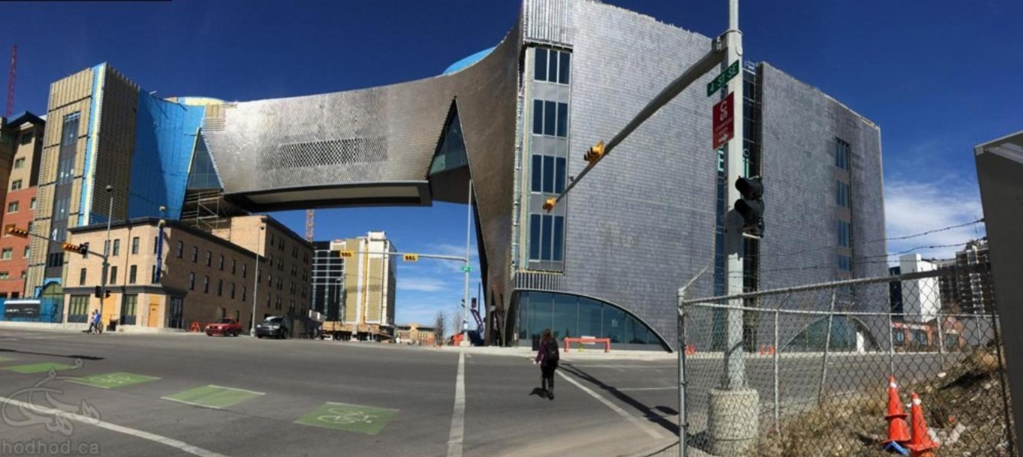 بازگشایی مرکز ملی موسیقی کانادا همزمان با روز کانادا