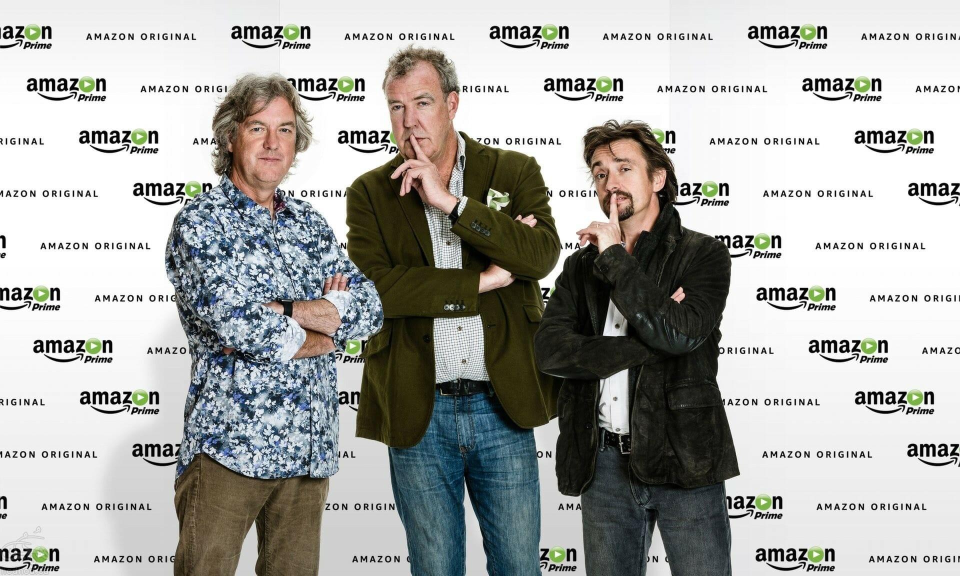 بازگشت پرشکوه بزرگان Top Gear این بار در کانال آمازون!