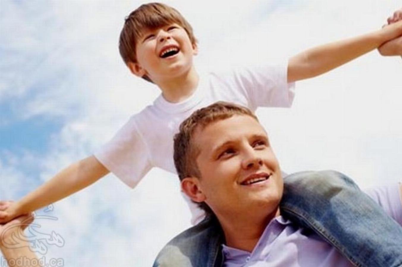 نگاهی نو: نقش پدر در زندگی فرزندان