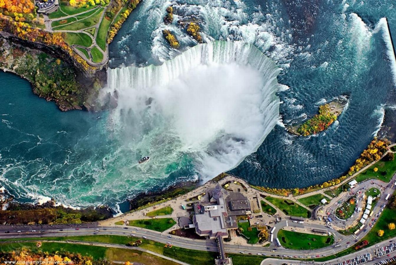 جاذبه های گردشگری کانادا: آبشار نیاگارا