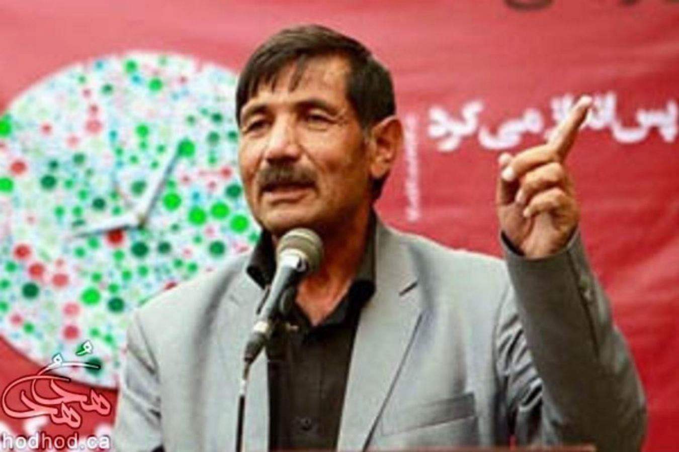 محب بارش، شاعر  و ادیب افغانستان درگذشت