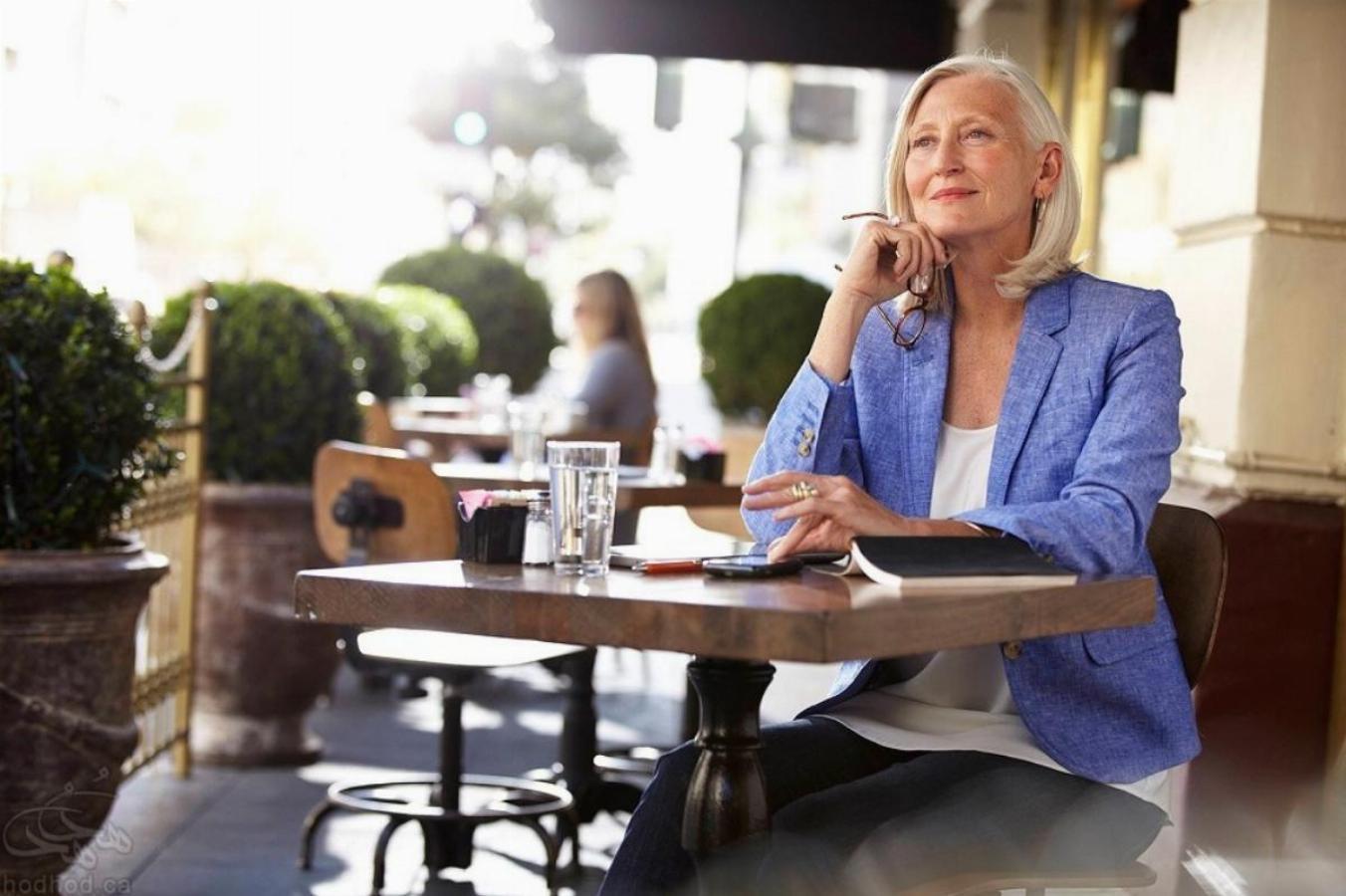 قدرت اراده یک مدل 60 ساله: هیچ گاه برای شروع دیر نیست!