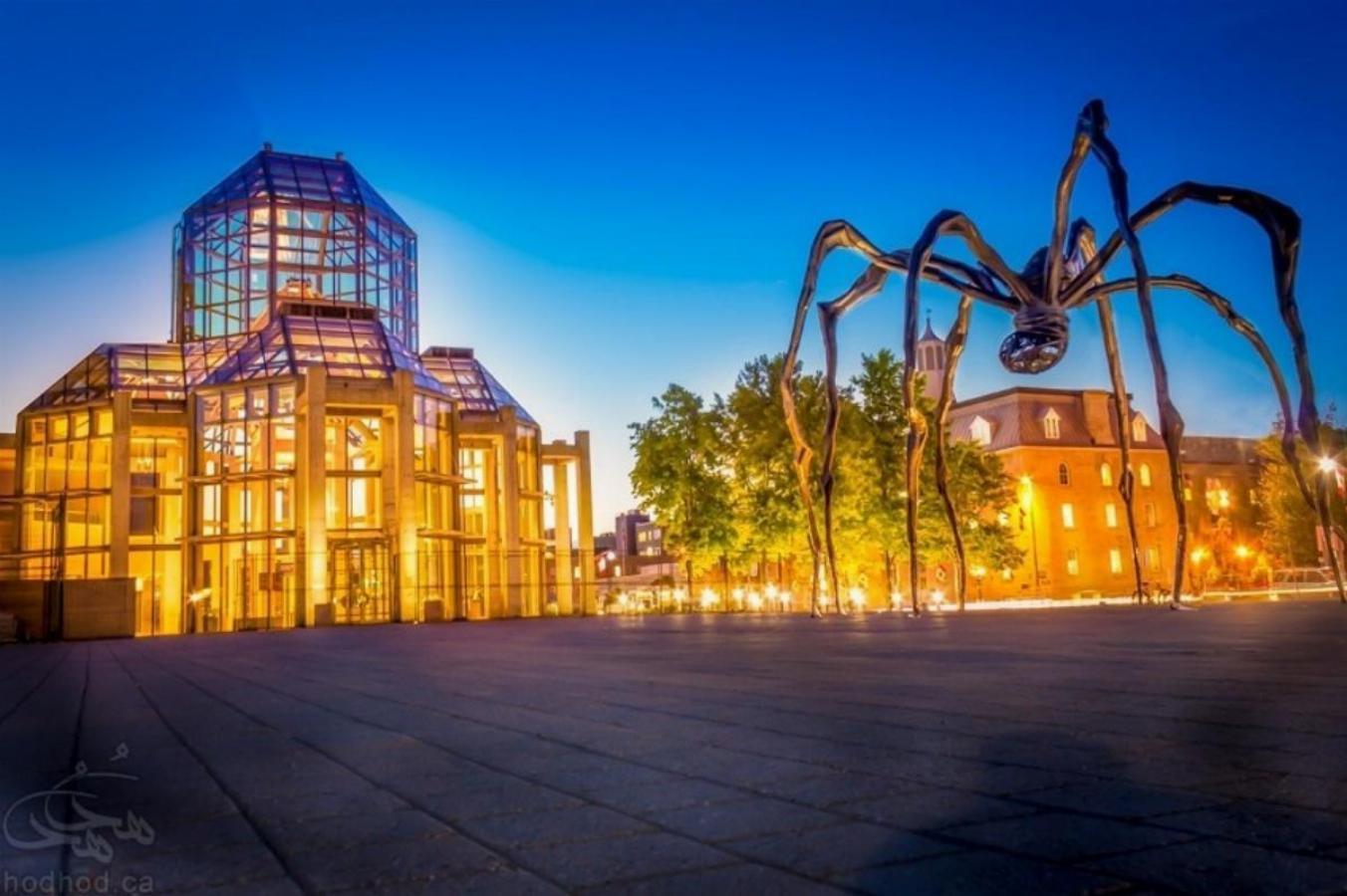 جاذبه های گردشگری کانادا: نگارخانه ملی کانادا