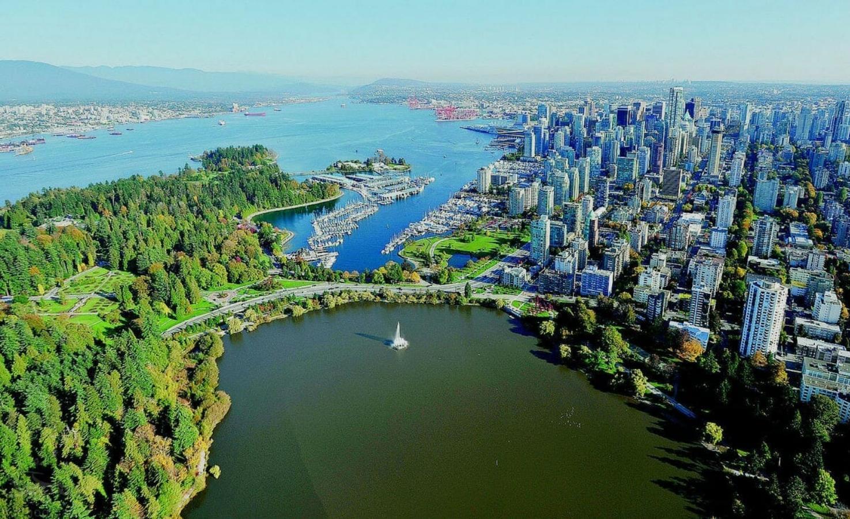 جاذبه های گردشگری کانادا: پارک استنلی