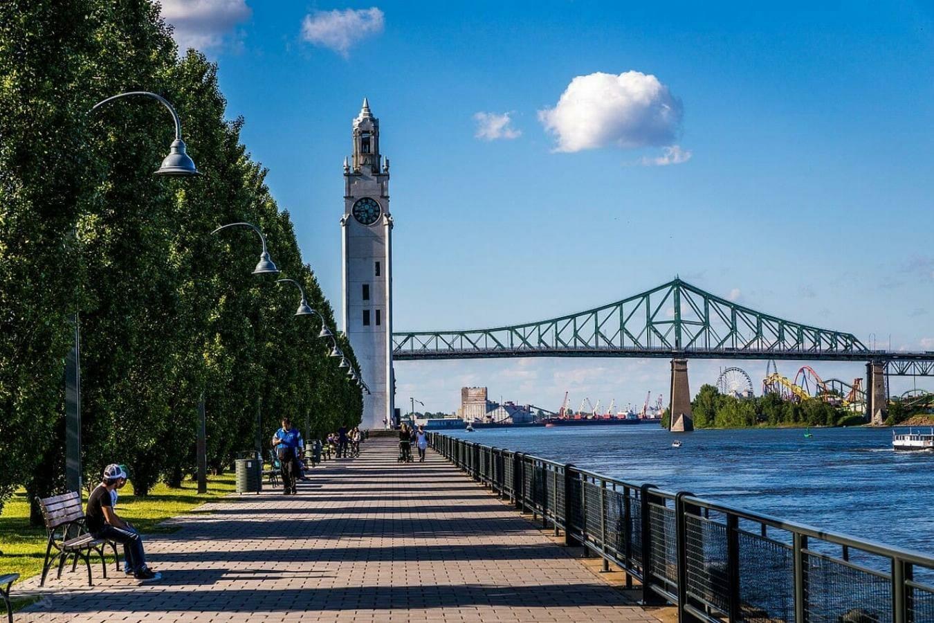 جاذبه های گردشگری کانادا: مونتریال قدیم