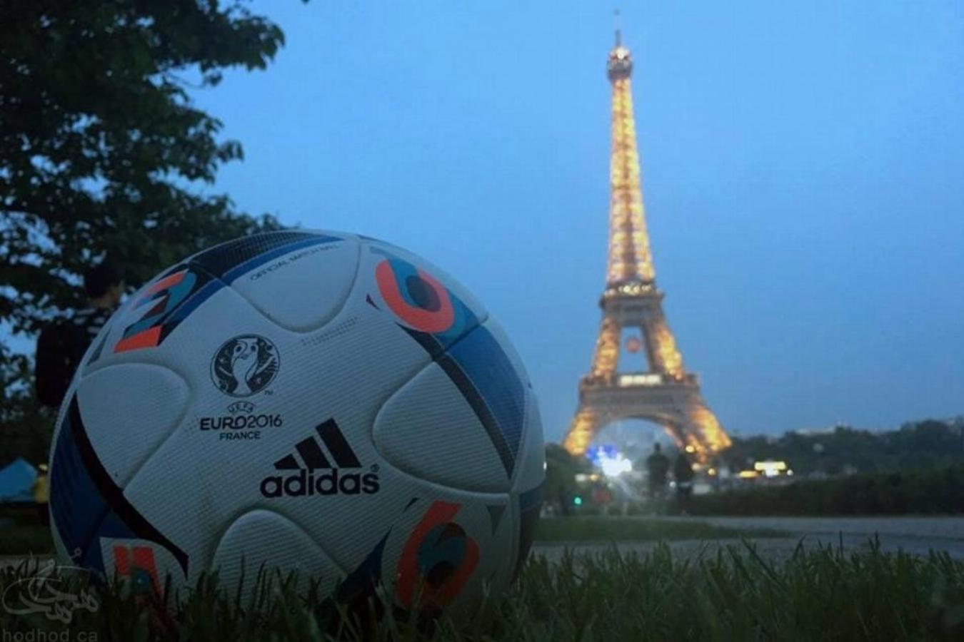 مسابقات یورو 2016 تا دقایقی دیگر در فرانسه آغاز میشود