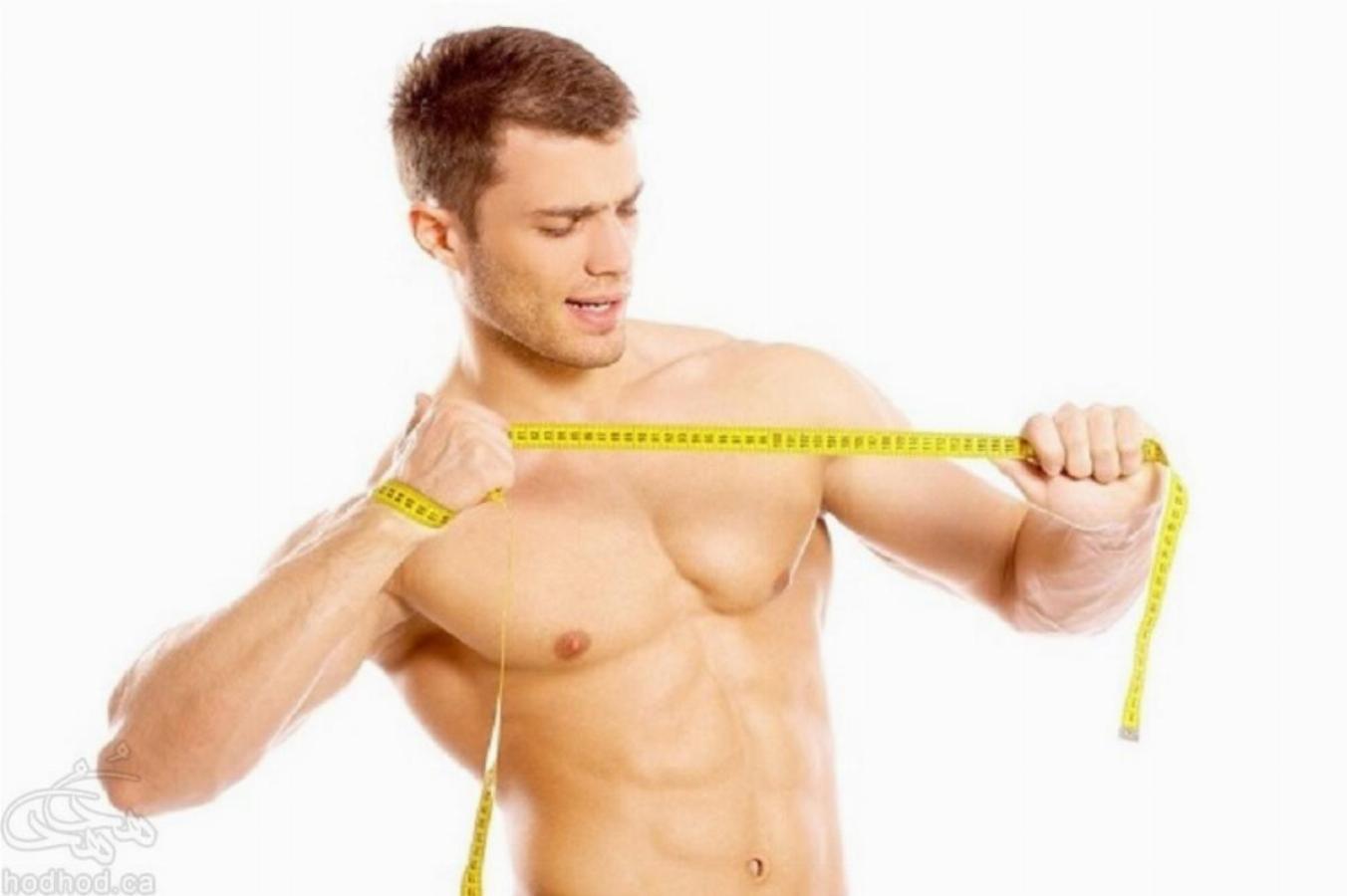 چگونه میتوانیم به رشد عضلات به طور طبیعی و بدون استروئید دست بیابیم؟