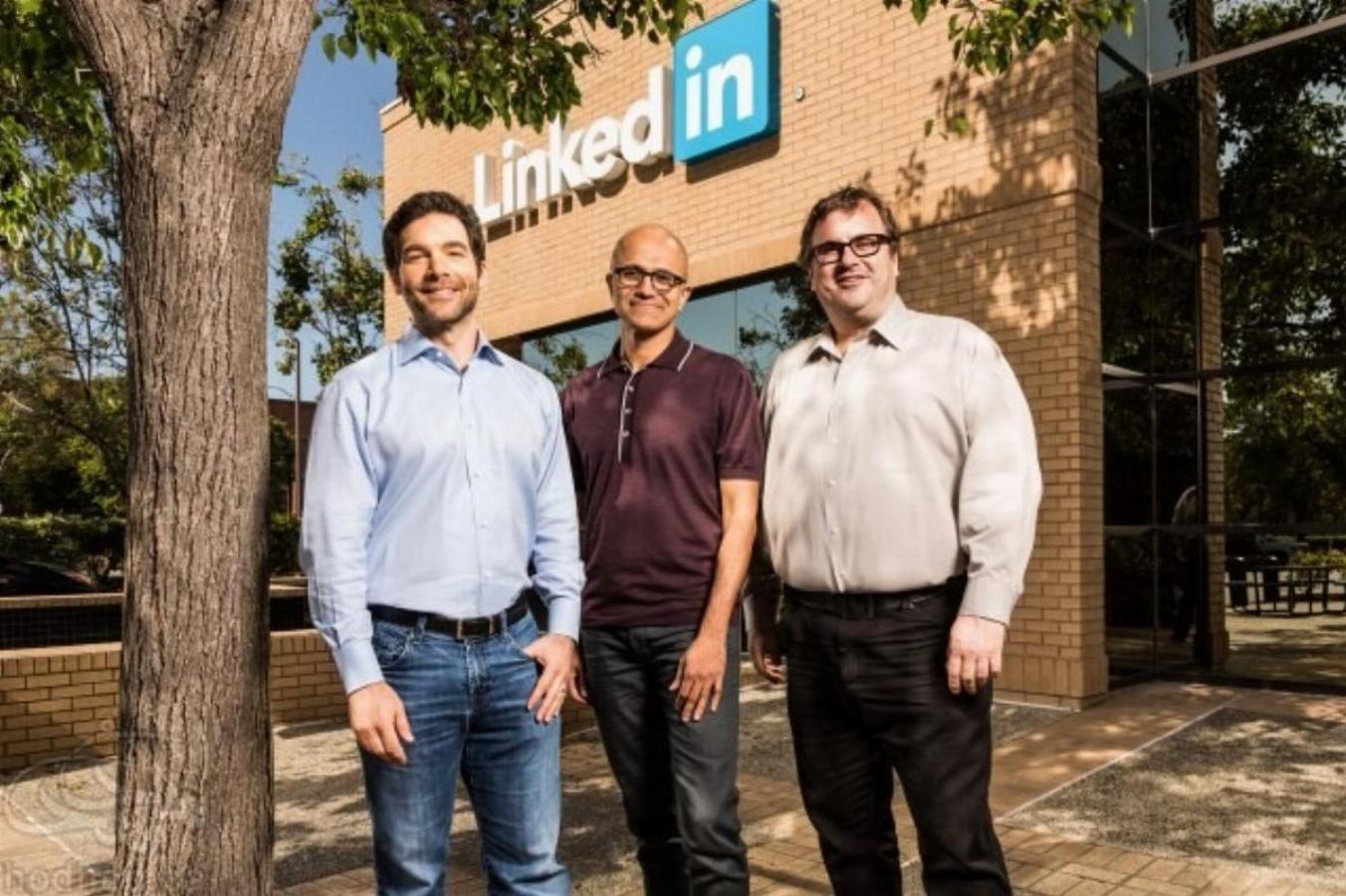 خبر جنجالی هفته: کمپانی مایکروسافت، شرکت لینکدین را به قیمت 26 میلیارد دلار خرید!