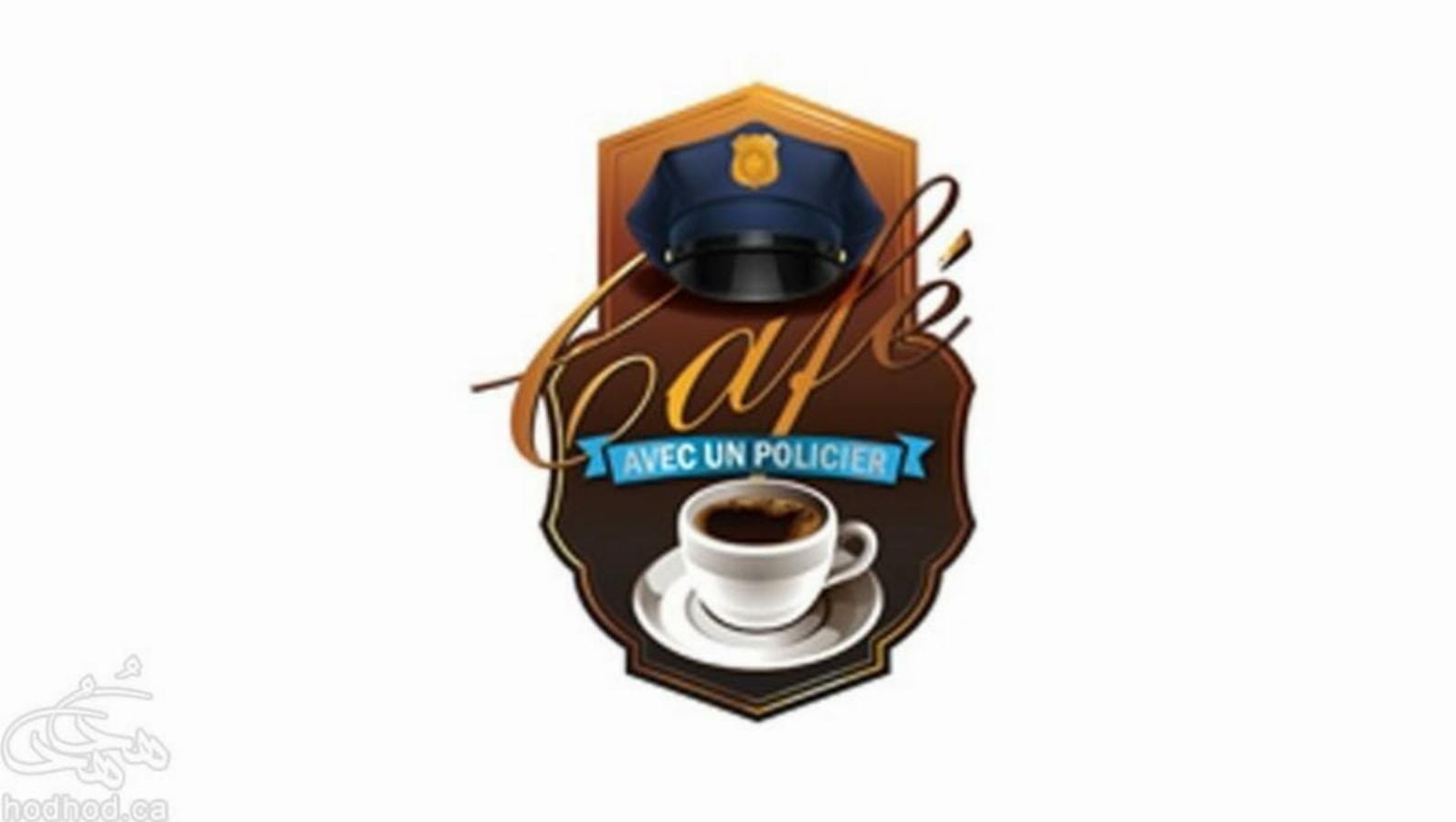 یک قهوه با پلیس مونتریال، این بار در Kirkland