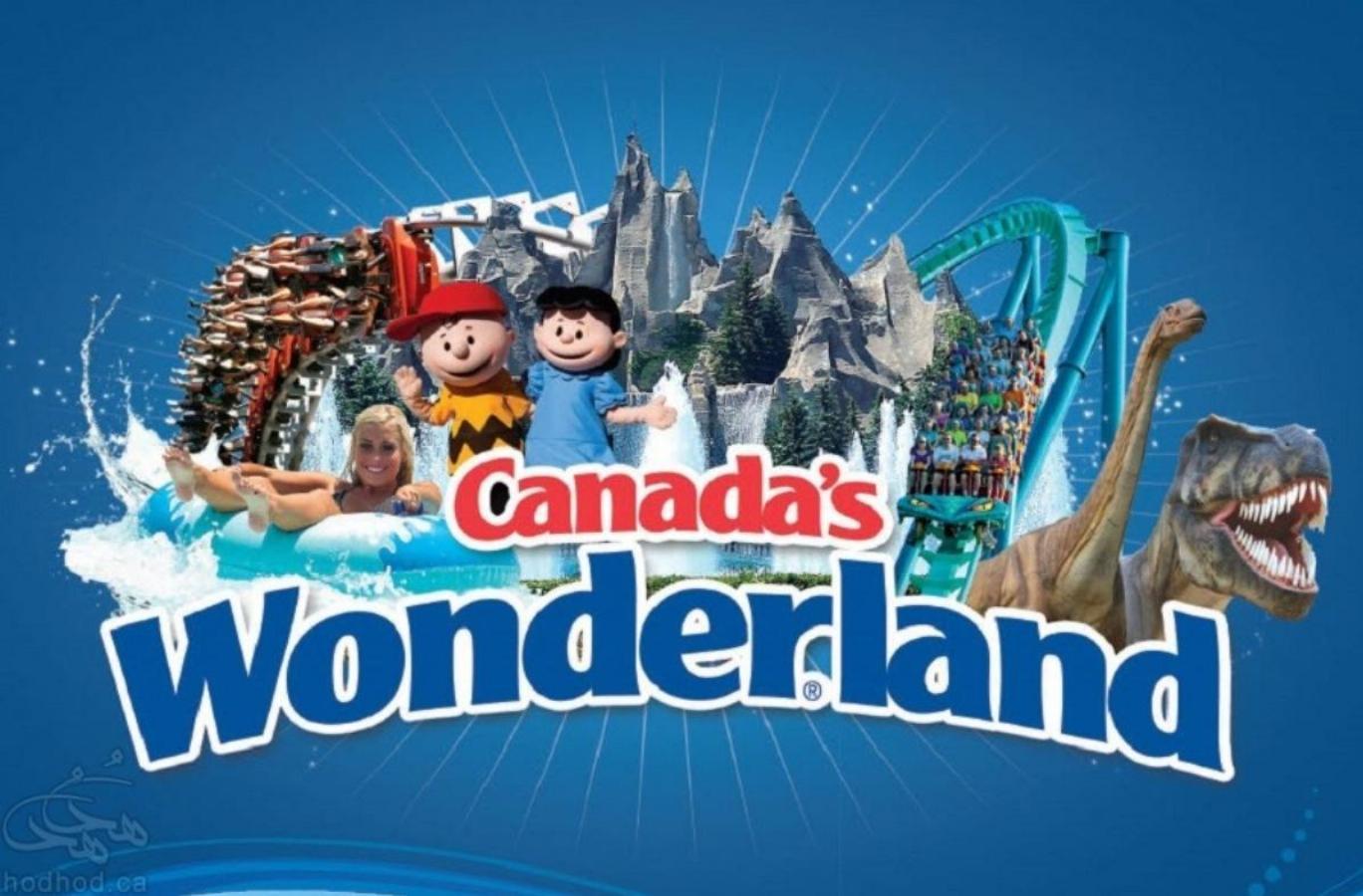 سرزمین عجایب کانادا  یکی از جاذبه های گردشگری استان انتاریو