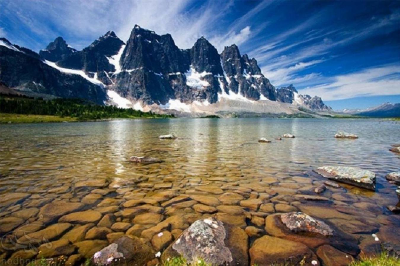 جاذبه های گردشگری کانادا: پارک ملی جاسپر