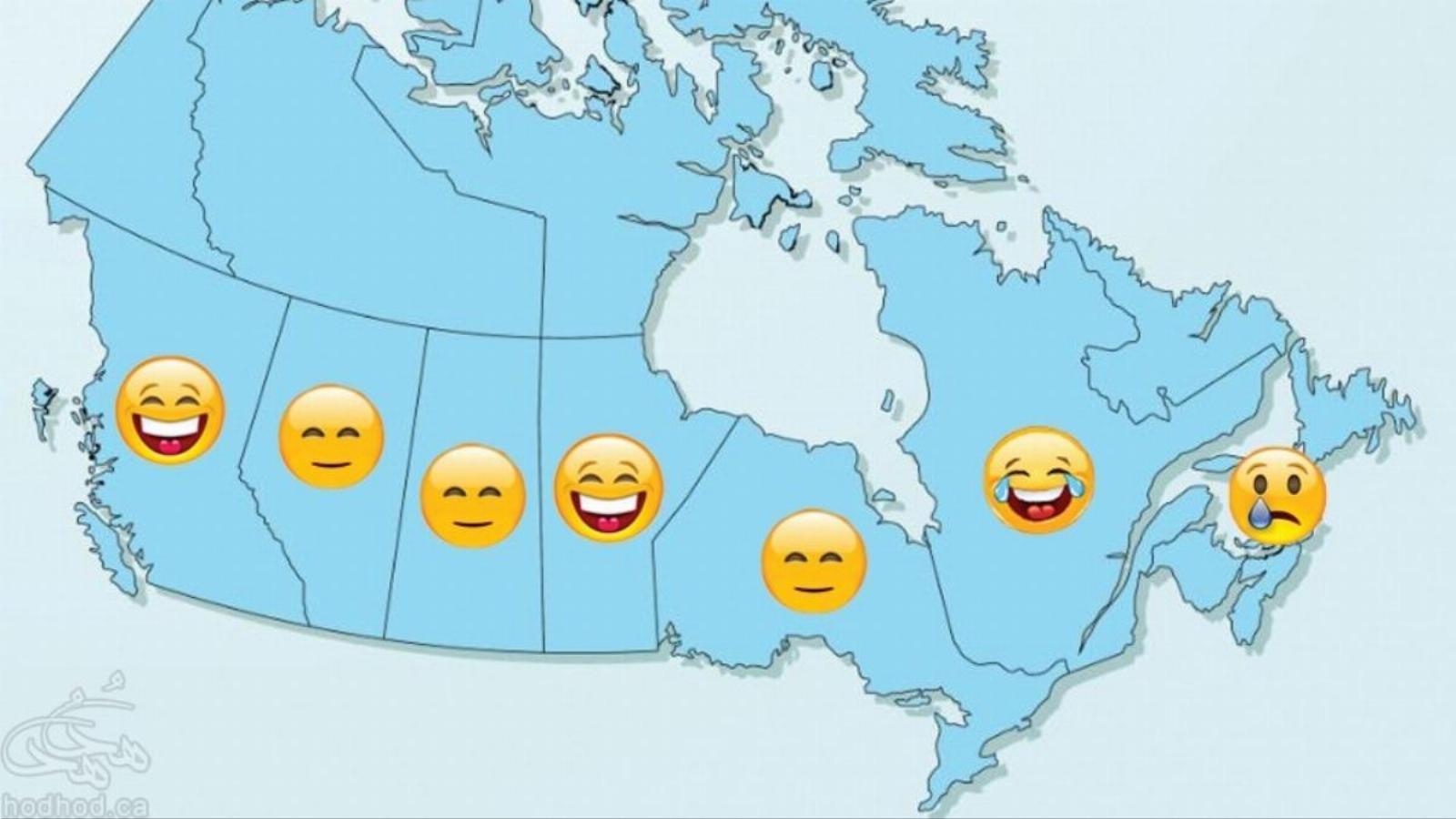 استان کبک کانادا در رتبه دوم شادترین مردم پس از دانمارک قرار دارد