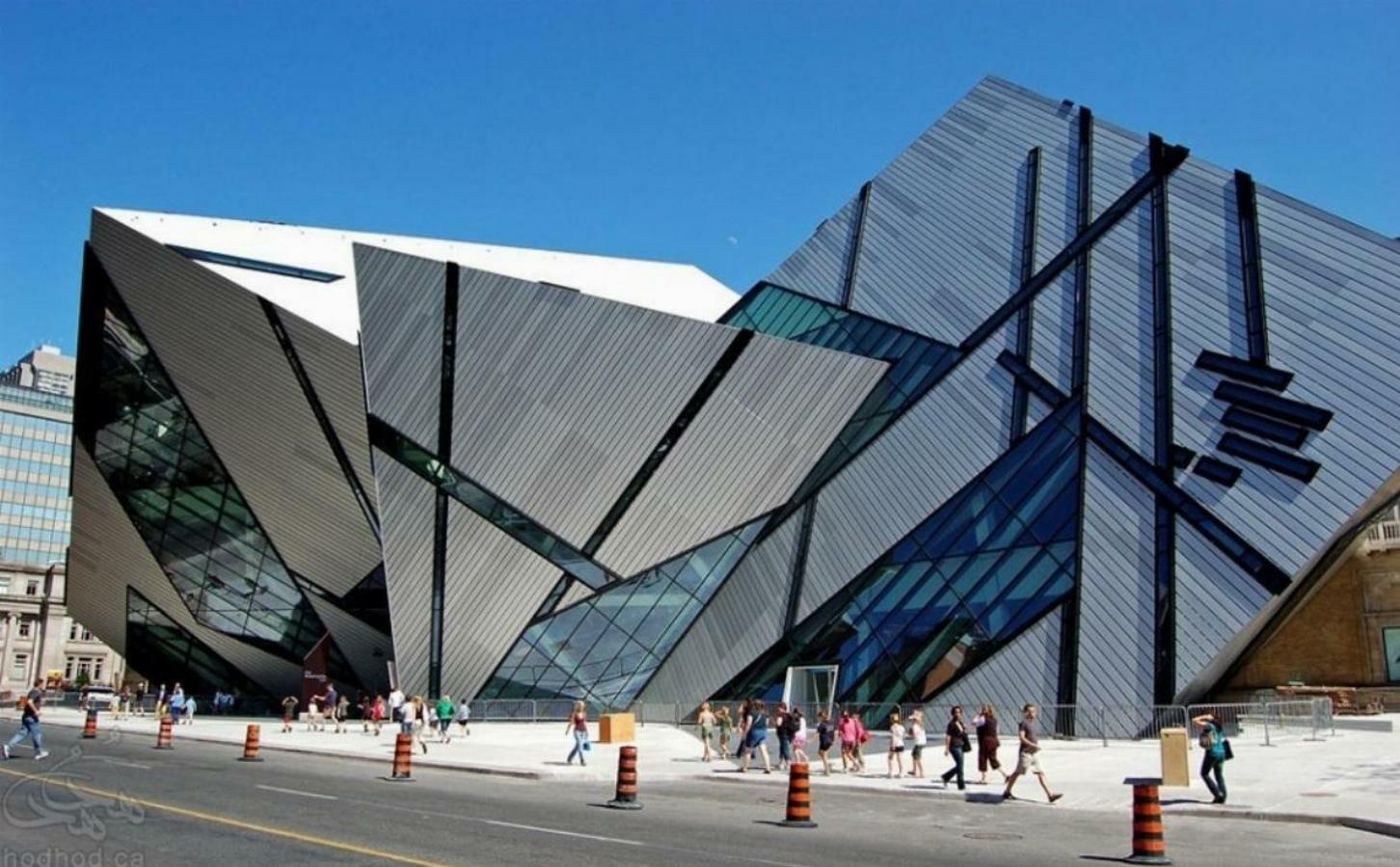 جاذبه های گردشگری کانادا: موزه سلطنتی انتاریو