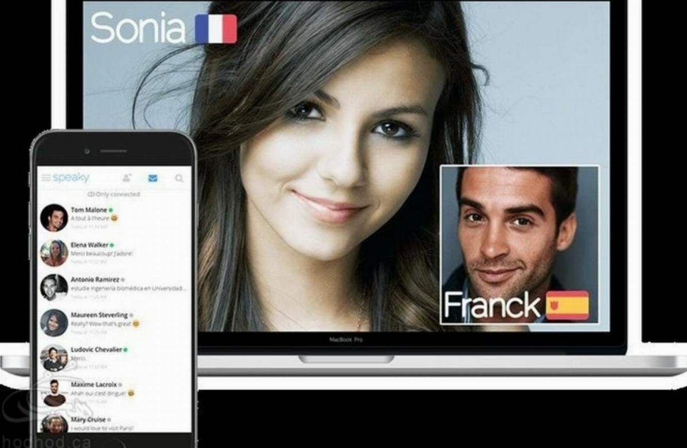 نرم افزار اسپیکی، راهی برای یادگیری زبان و یافتن دوستان جدید