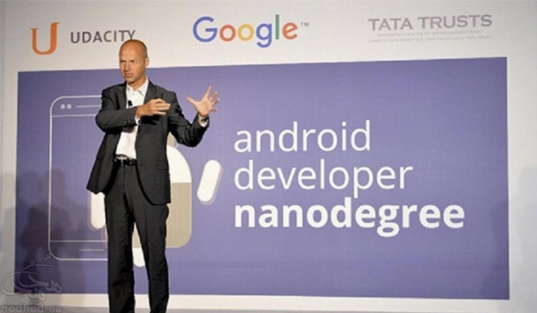 آموزش رايگان برنامه نویسی موبایل و دریافت بورسیه از شرکت گوگل