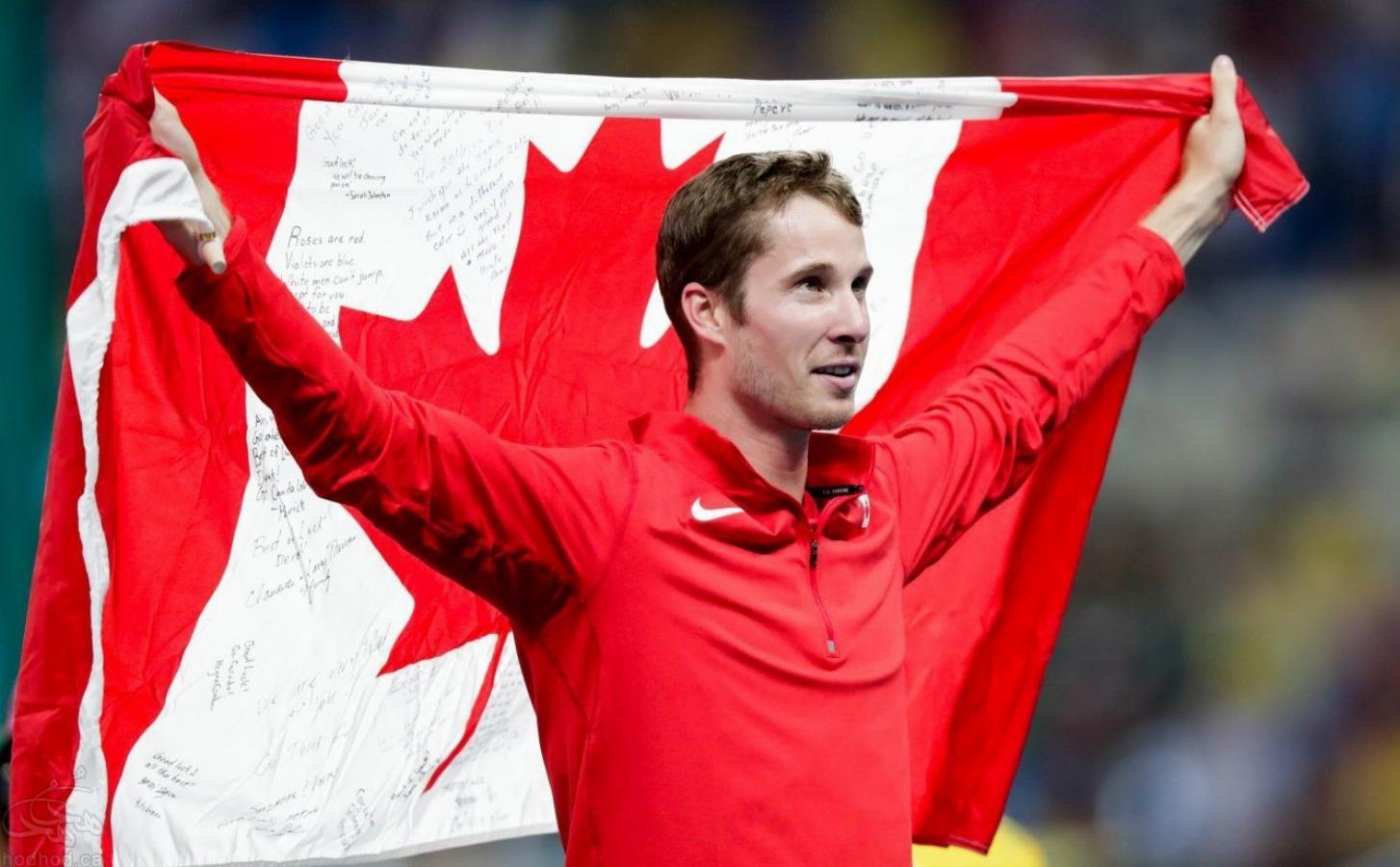 روز دهم المپیک ریو و مدال طلای دیگری برای کاروان کانادا