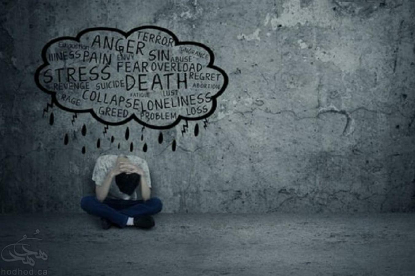 افسردگی شایع در بین مهاجرین و دلایل آن