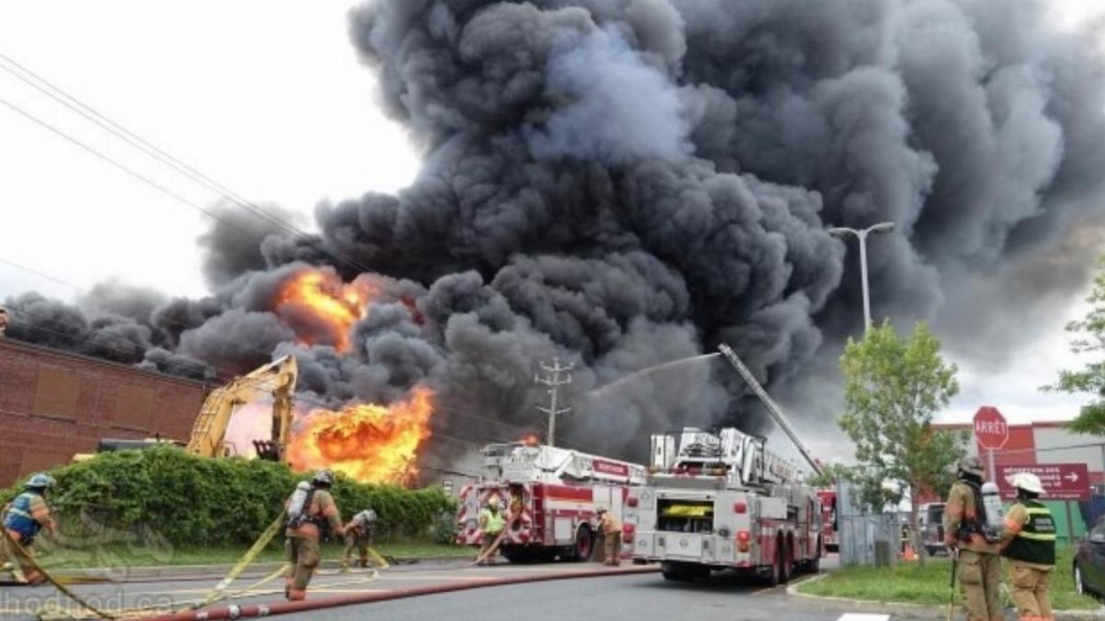 آتش سوزی بزرگ در لونگوی 3 کشته و 8 زخمی به جای گذاشت