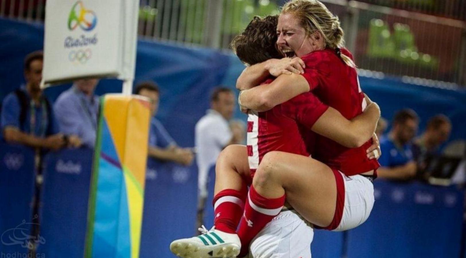 سومین روز المپیک و مدال برنز تیم راگبی زنان کانادا برای اولین بار در تاریخ