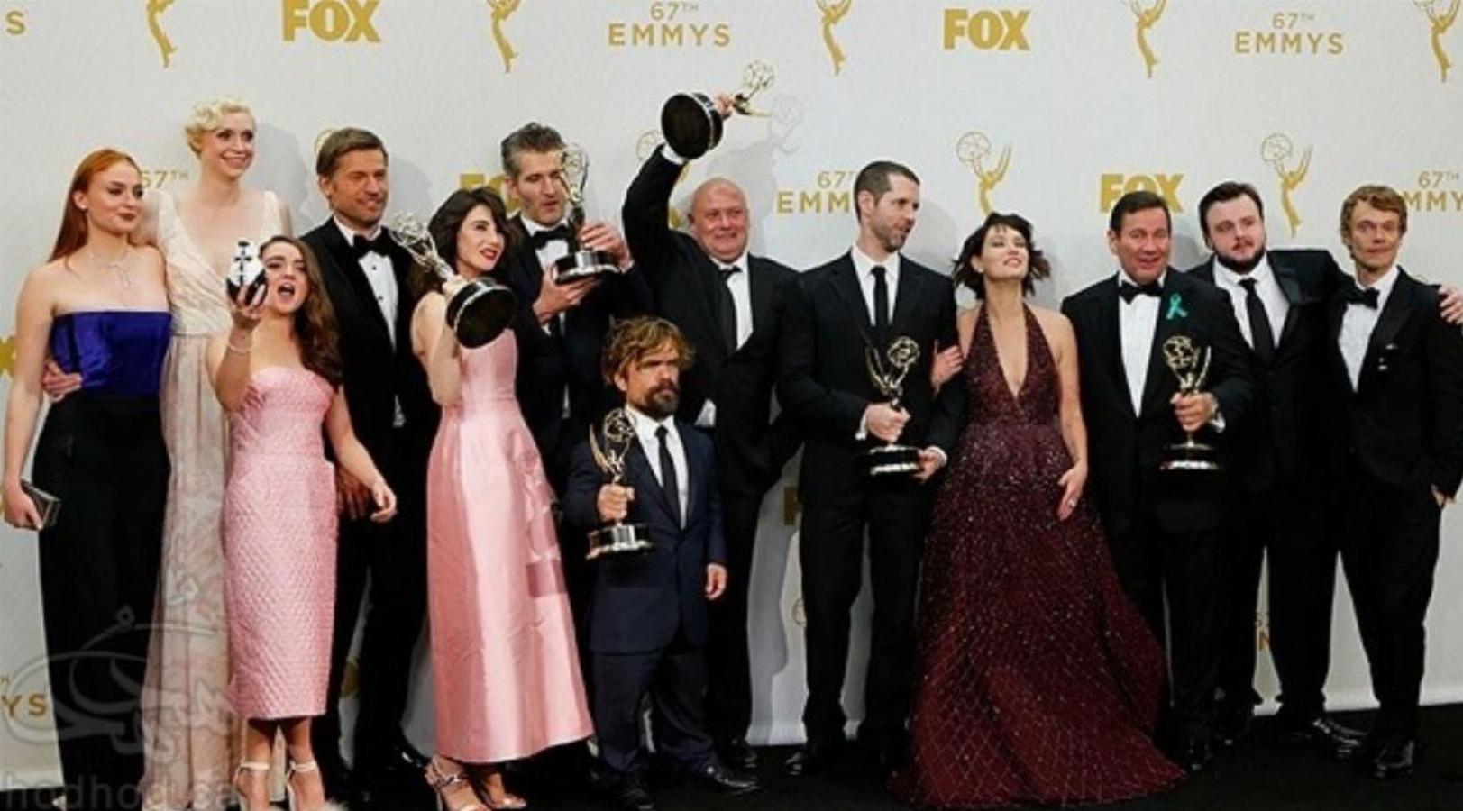 معرفی برندگان جوایز امی ۲۰۱۶ و رکوردشکنی تاریخی بازی تاج و تخت