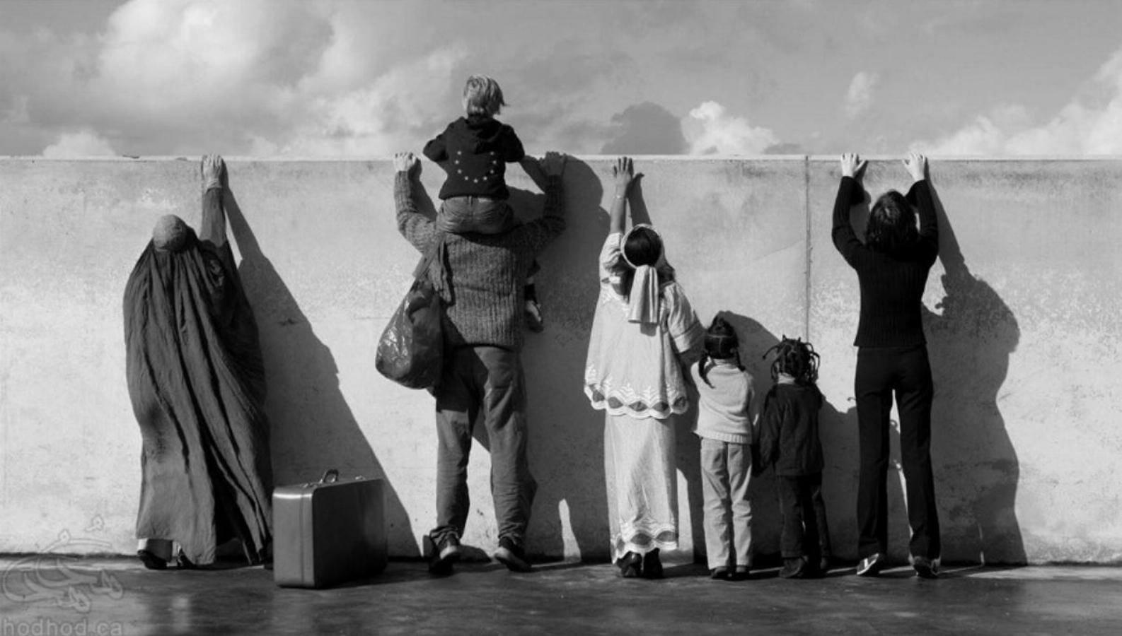 مهاجرت و بیان واقعیتهای ناخوشایند خانوادگی