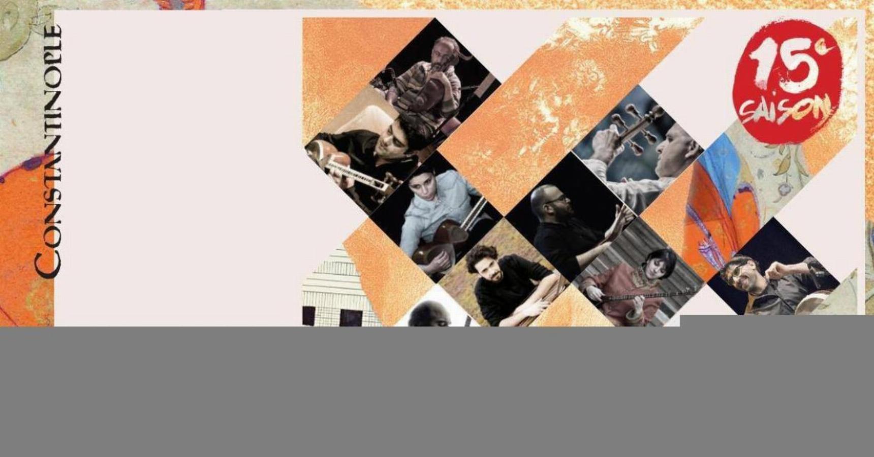 """کنسرت گروه هنری Constantinople با آواز خواننده تحسین شده """"سپیده رئیس سادات"""" در مونتریال"""