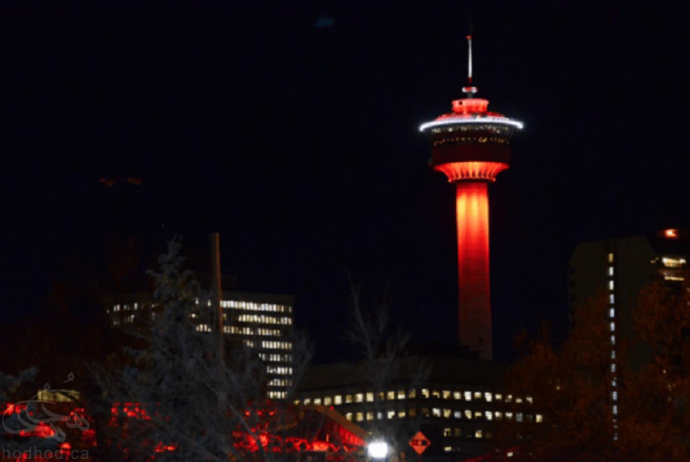 جاذبه های گردشگری کانادا: برج کلگری