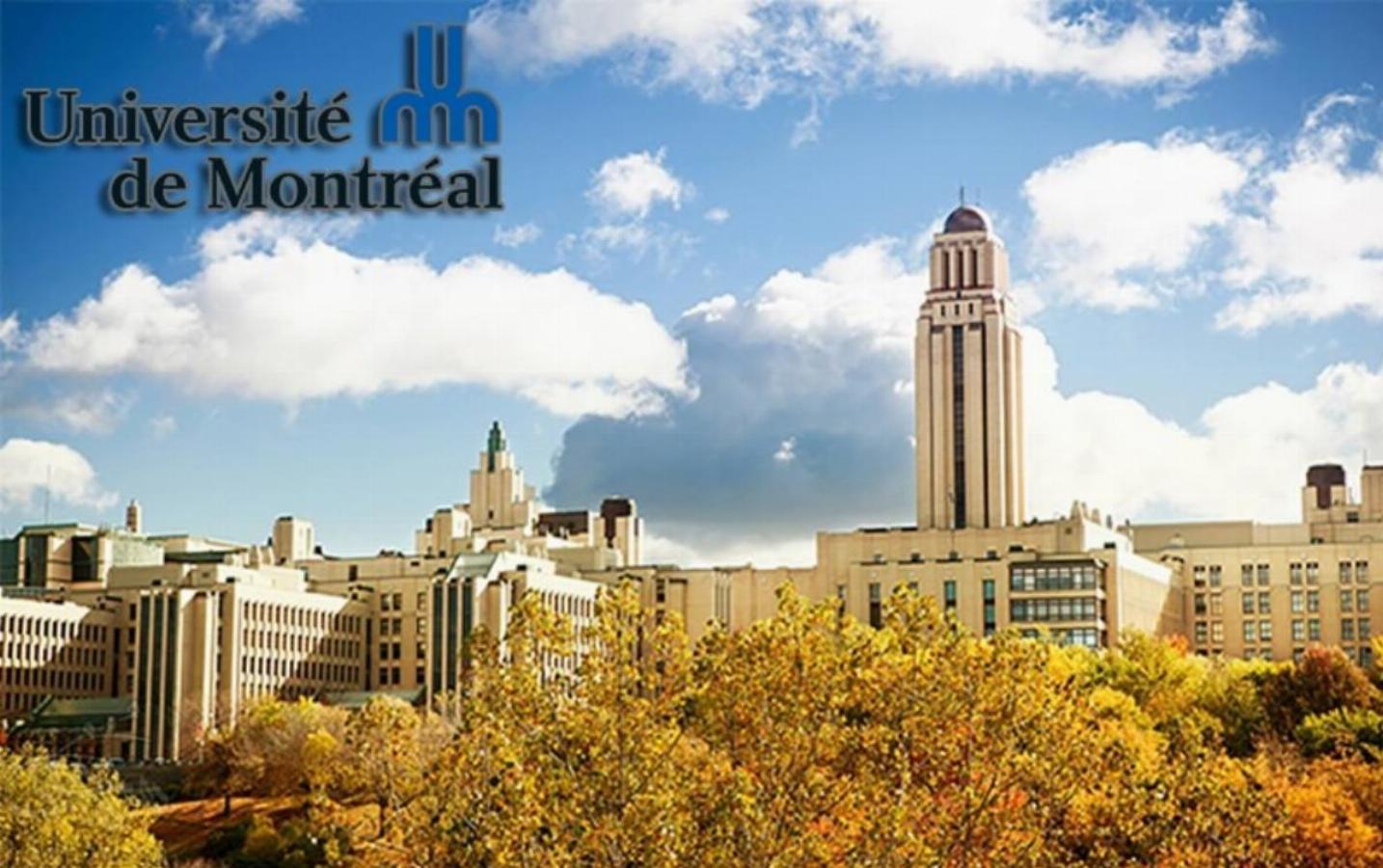 معرفی دانشگاه مونترال : UDÉM: Université du Montréal