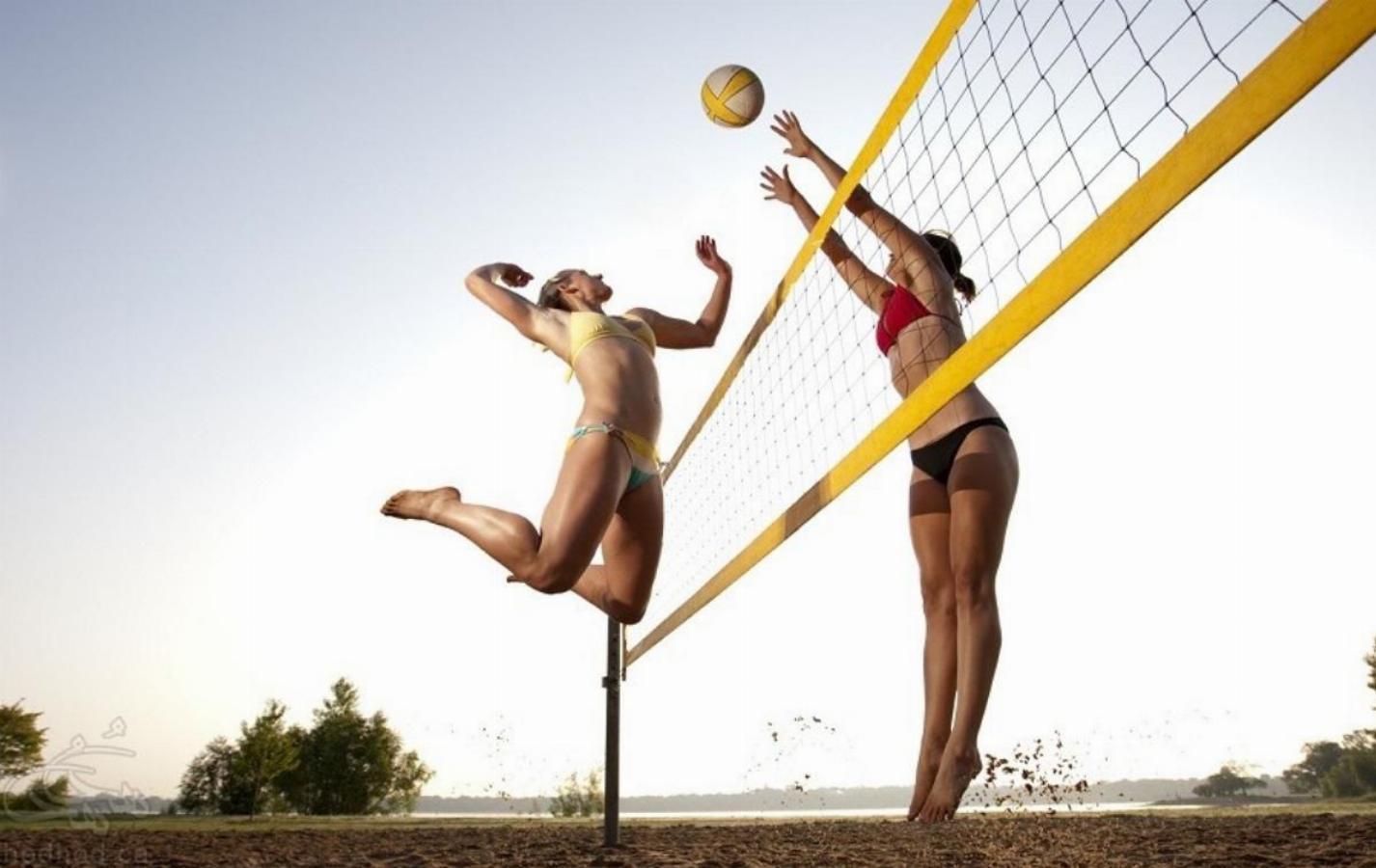 تاریخچه والیبال ساحلی