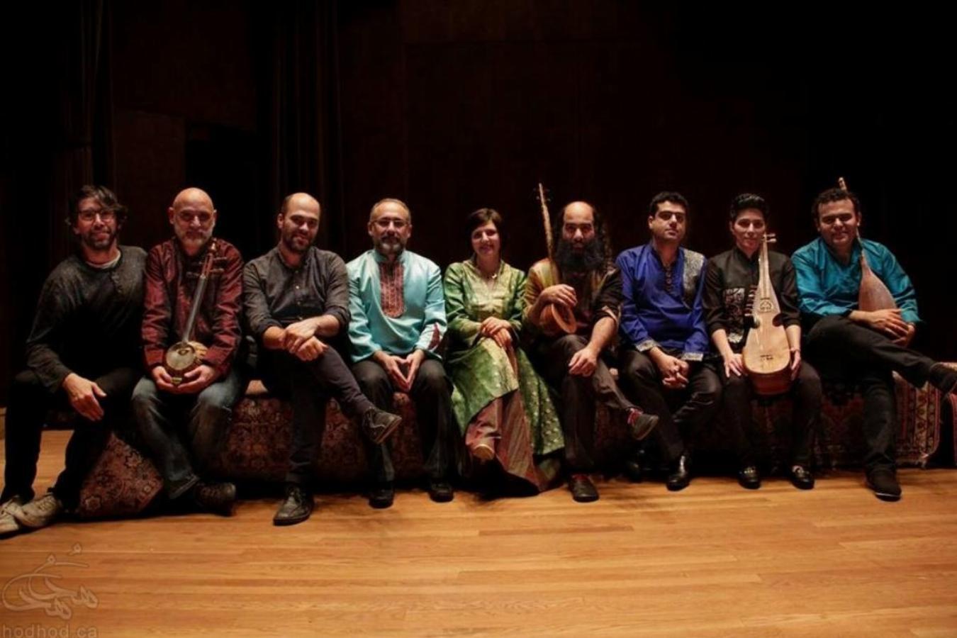 آواز امید: مصاحبه تصویری با کیا طبسیان و سپیده رئیس سادات در حاشیه جدیدترین اجرای گروه هنری Constantiople در مونتریال
