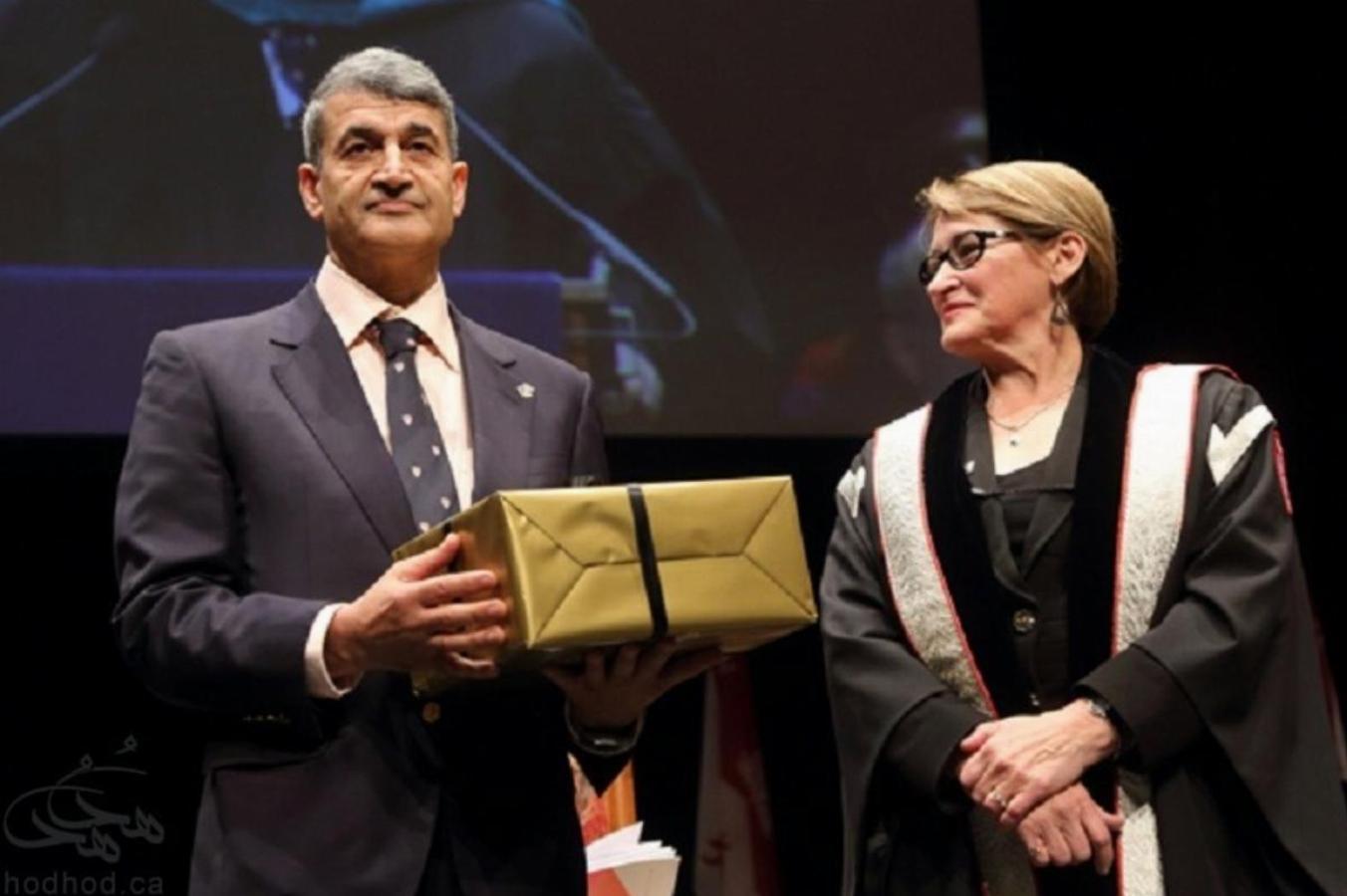 گزارش سمینار مهندس ابراهیم نوروزی استاد دانشگاه مک گیل و یکی از موفق ترین ایرانیان ساکن کانادا