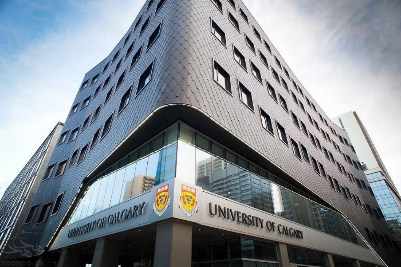 معرفی دانشگاه های کانادا : دانشگاه کلگری Calgary University