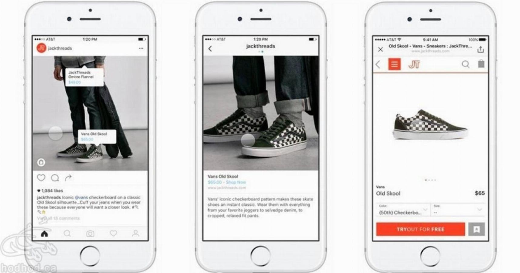 اینستاگرام، جدیدترین مدعی فروش آنلاین کالا