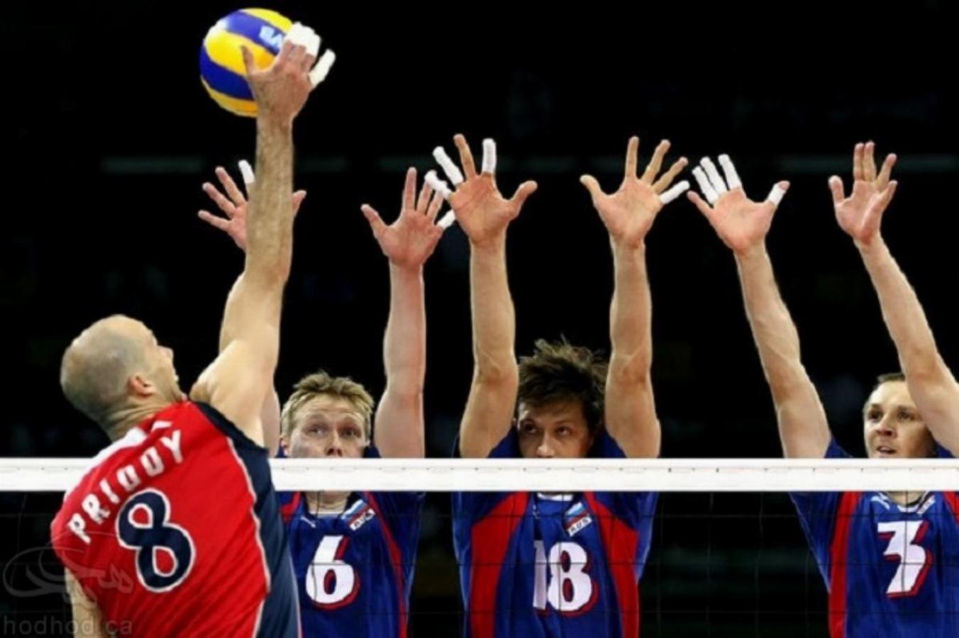 تاریخچه ورزش والیبال در جهان