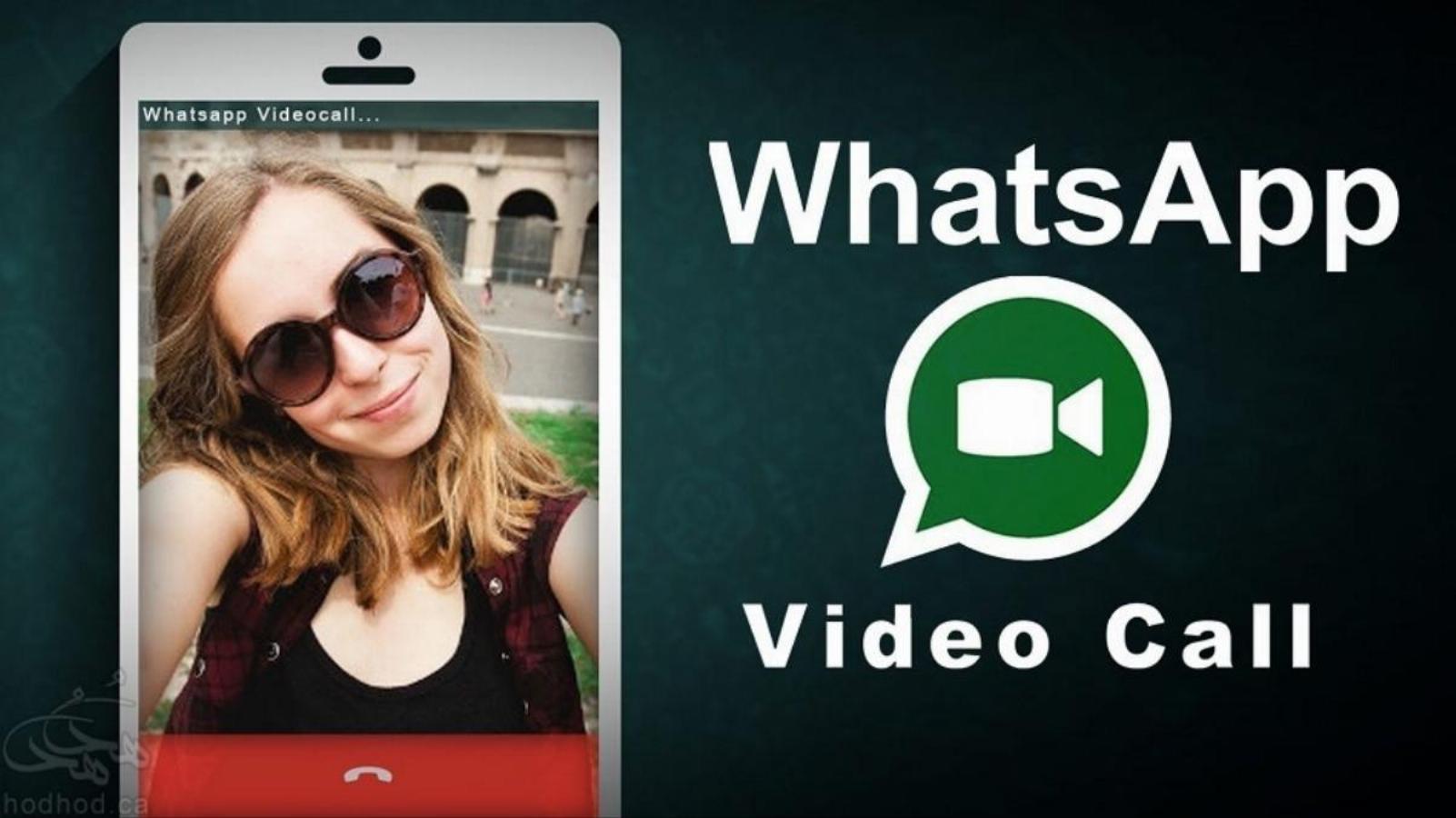 امکان مکالمه تصویری در نسخه جدید پیام رسان WhatsApp