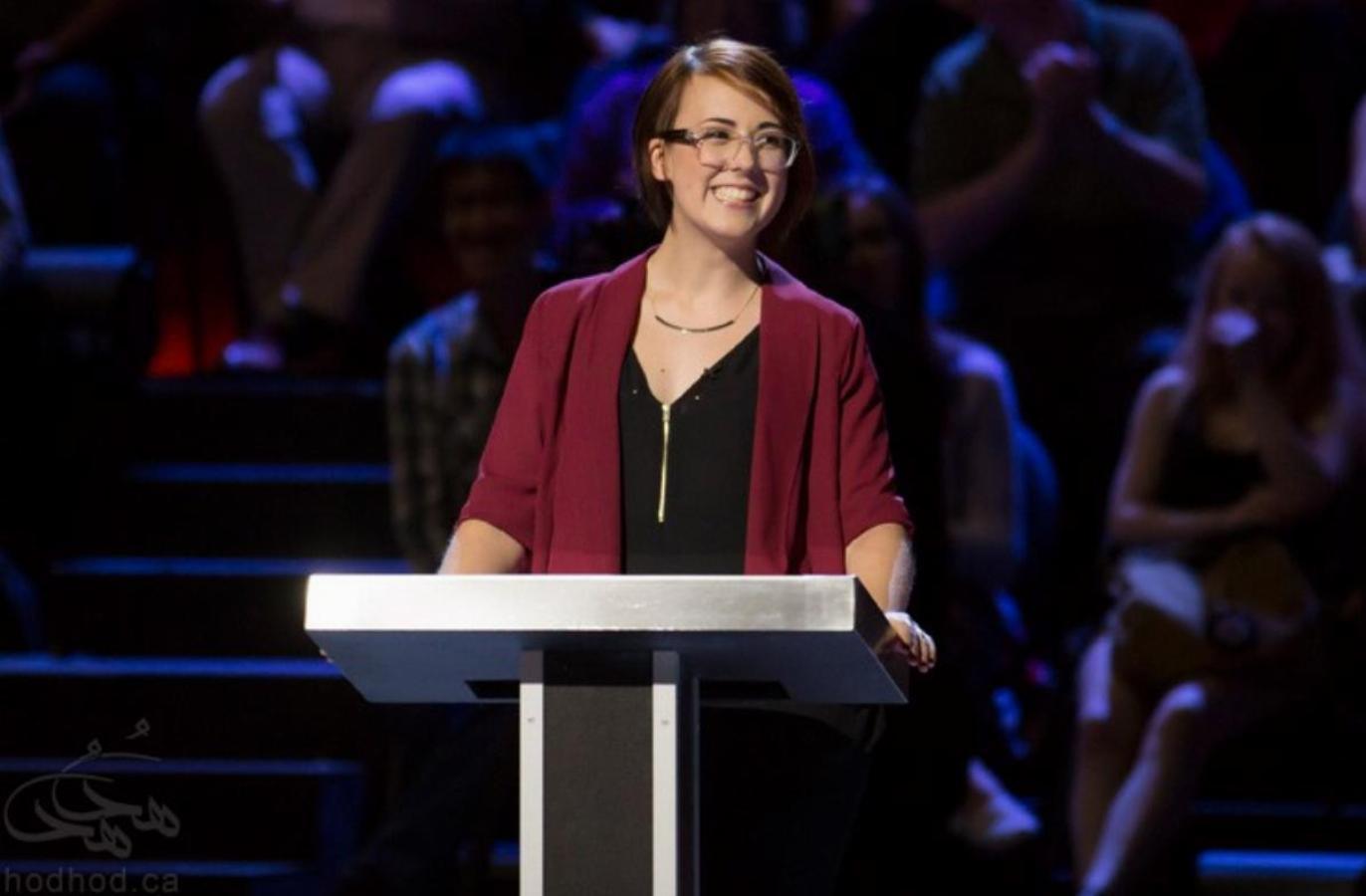 بلک بری، کتی وارن باهوش ترین دانشجوی کانادا را استخدام کرد
