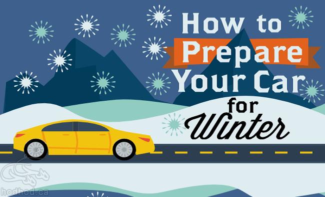 نکات مهم در آماده سازی اتوموبیل تان برای زمستان کانادا