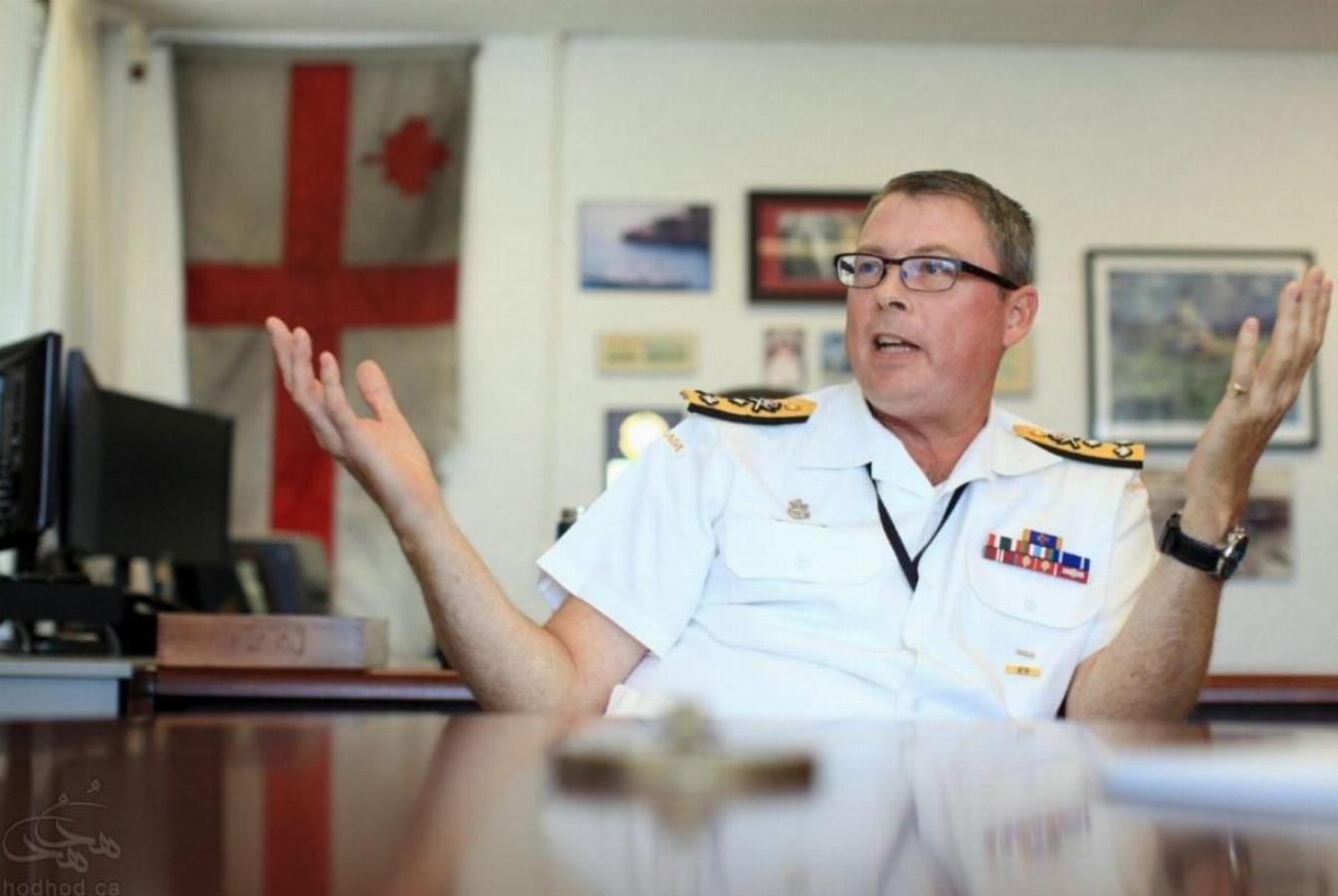در اقدامی کم سابقه، مارک نورمن فرمانده نظامی ارشد کانادا از مقام خود برکنار شد