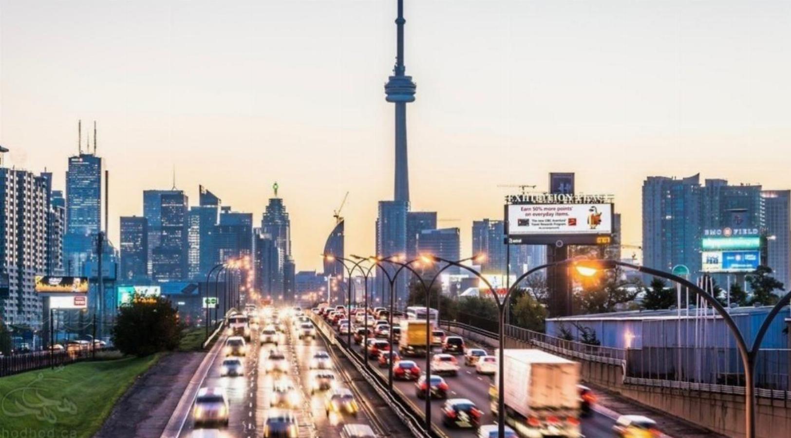 با بدترین بزرگراه های کانادا آشنا شوید: تورنتو با 11 بزرگراه با فاصله زیاد صدرنشین است!