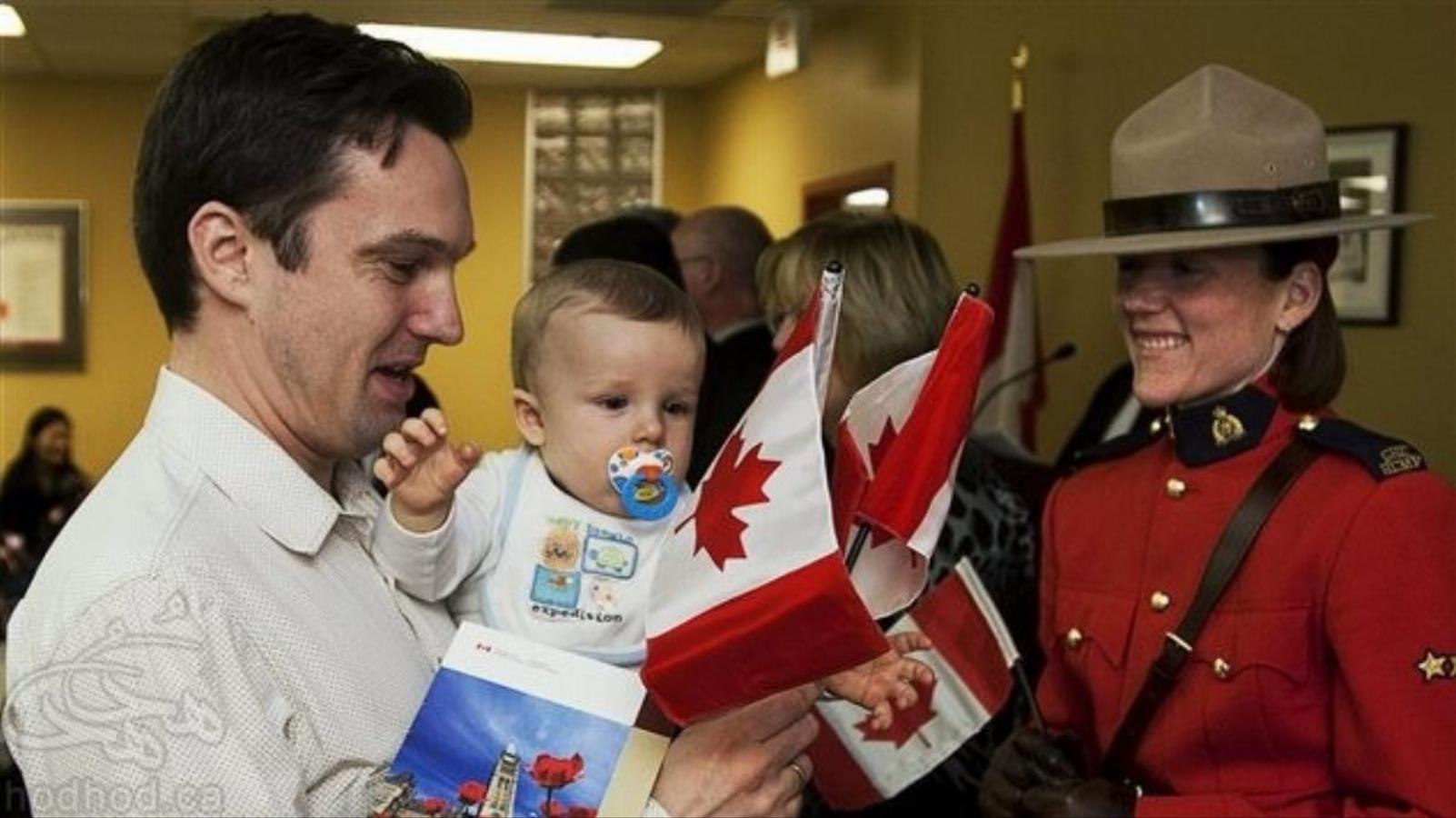 کشور های مهاجر پذیر در سال 2017 مهاجرت به کانادا : کانادا پذیرای سیصد هزار مهاجر در سال ...