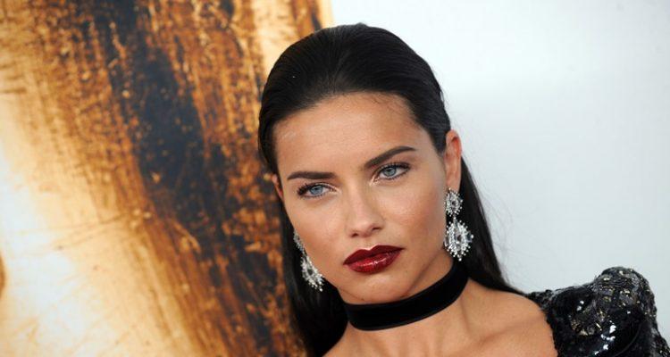 آدریانا لیما سوپر مدل برزیلی و از زنان زیبای دنیا