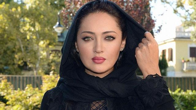 نیکی کریمی از زیباترین زنان ایران و جهان