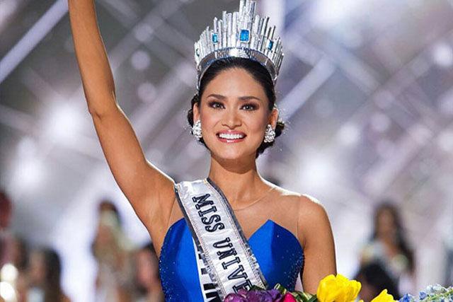 پیا ورتزباخ زن زیبا اهل فیلیپین