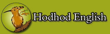 Hodhod in English